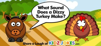 Dizzy Turkey Joke