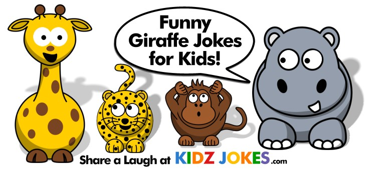 funny giraffe jokes-#7