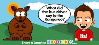 Kangaroo Joke for Kids