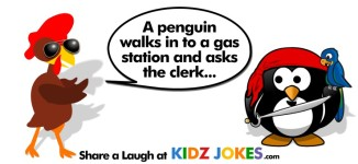 Penguin Joke